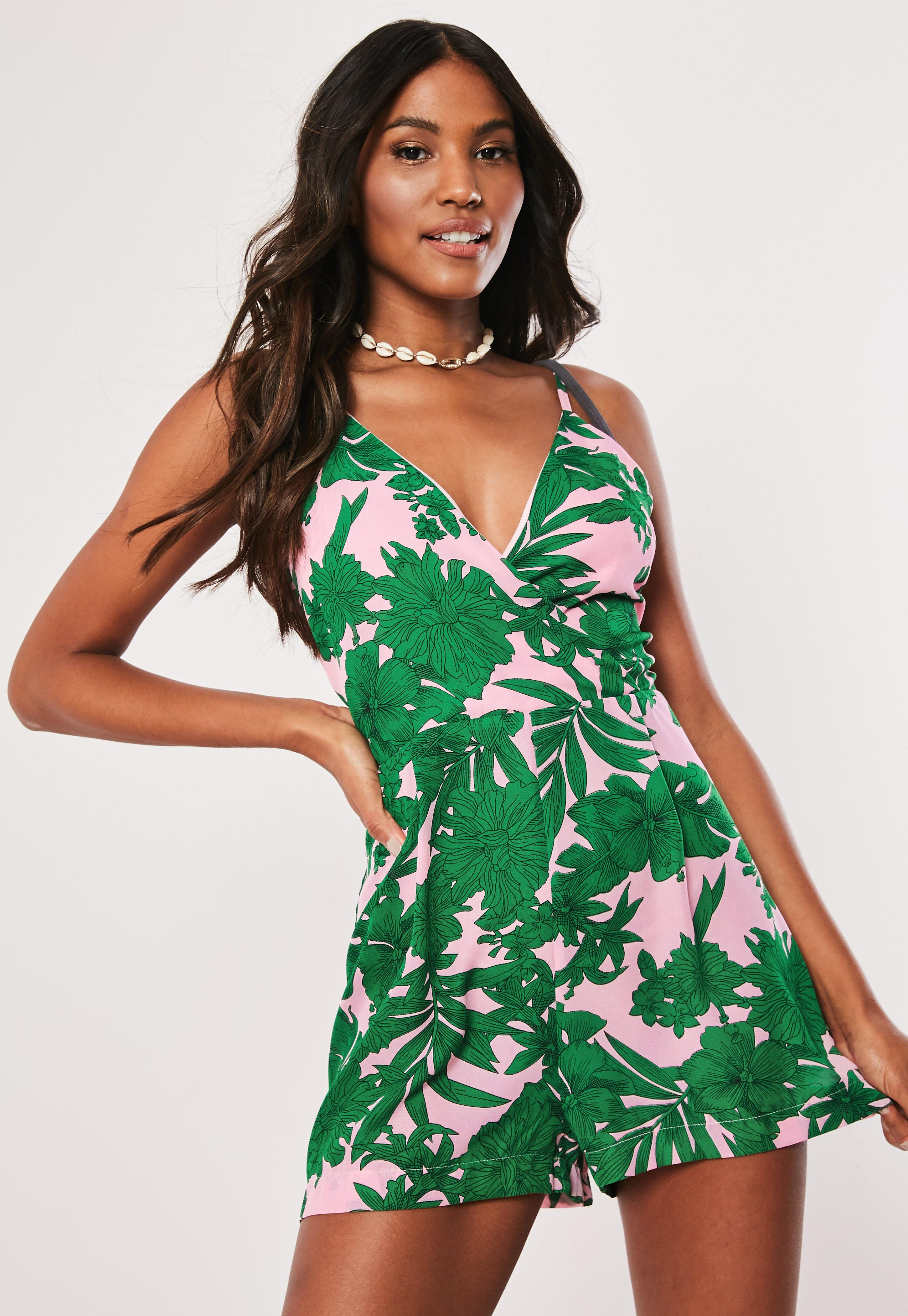 bffdef6a6f73 Rompers for Women - off the Shoulder Rompers 2019
