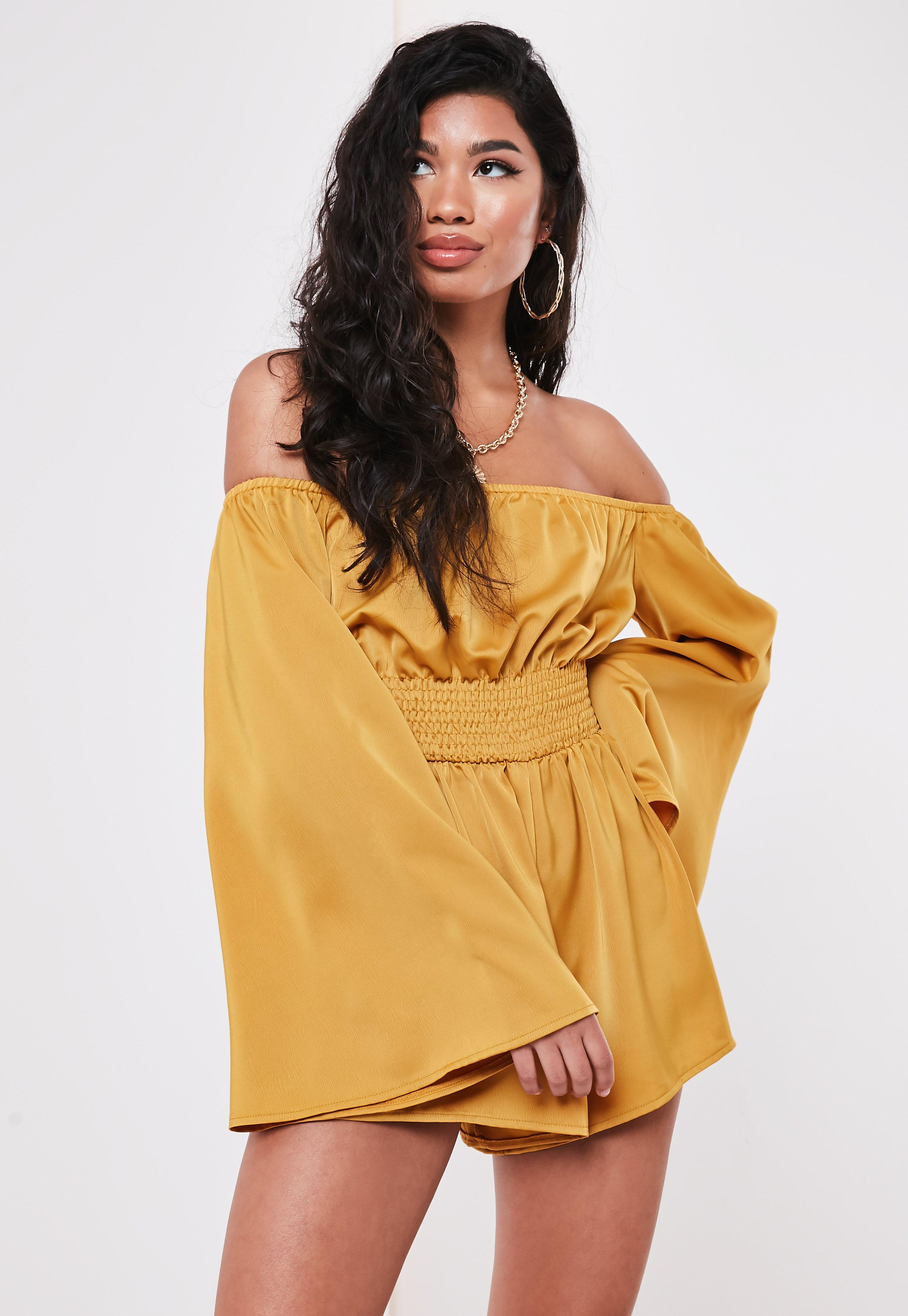 e599f80452fd Playsuits | Women's Playsuits UK - Missguided