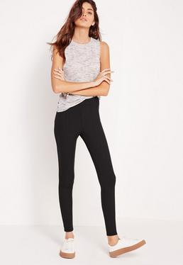 Bandage Leggings Black