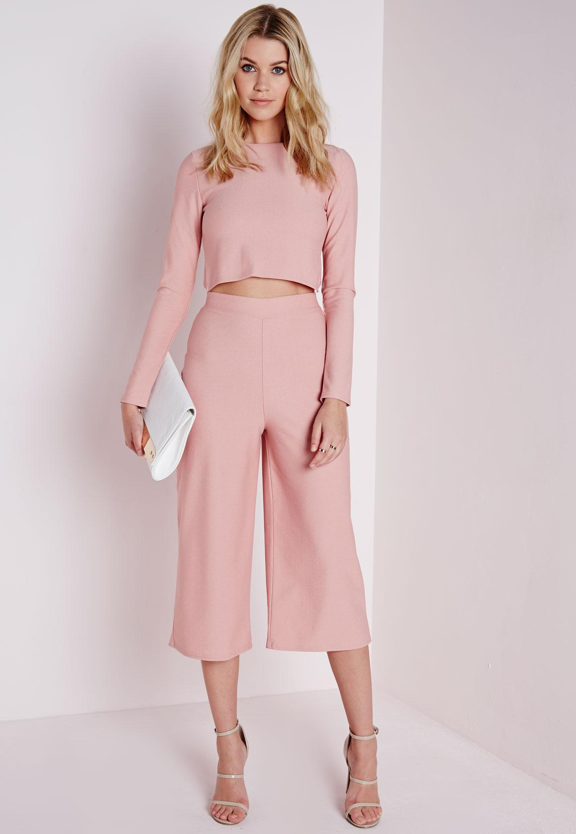 15 Chic Plus Size Outfits With Culottes 15 Chic Plus Size Outfits With Culottes new foto