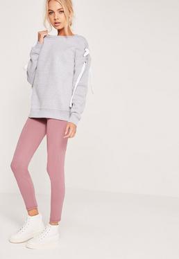Full Length Legging Pink