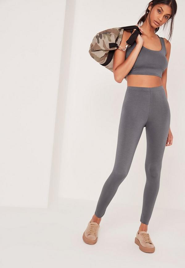 Basic Leggings Grey