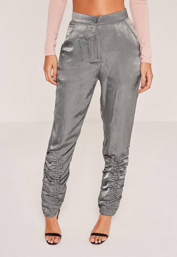 Stuccu: Best Deals on Satin Pants For Women. Lowest Prices.