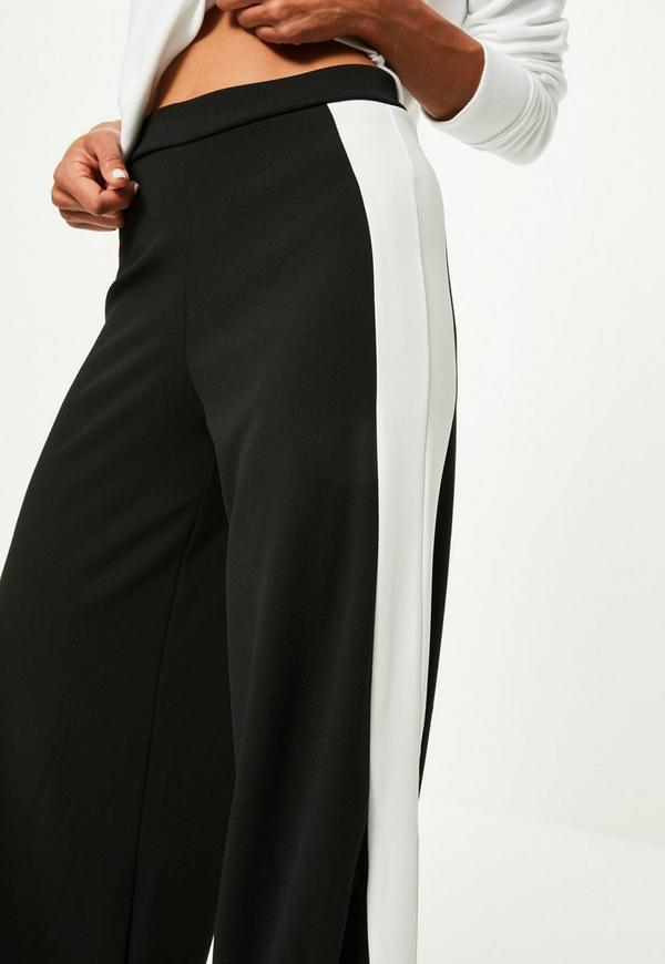 Find great deals on eBay for black and white wide leg pants. Shop with confidence.