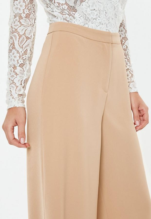 Missguided - Wide Leg Trousers - 3