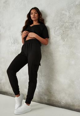 3ece412b3b3 Women s High Waisted Trousers   Pants - Missguided Ireland
