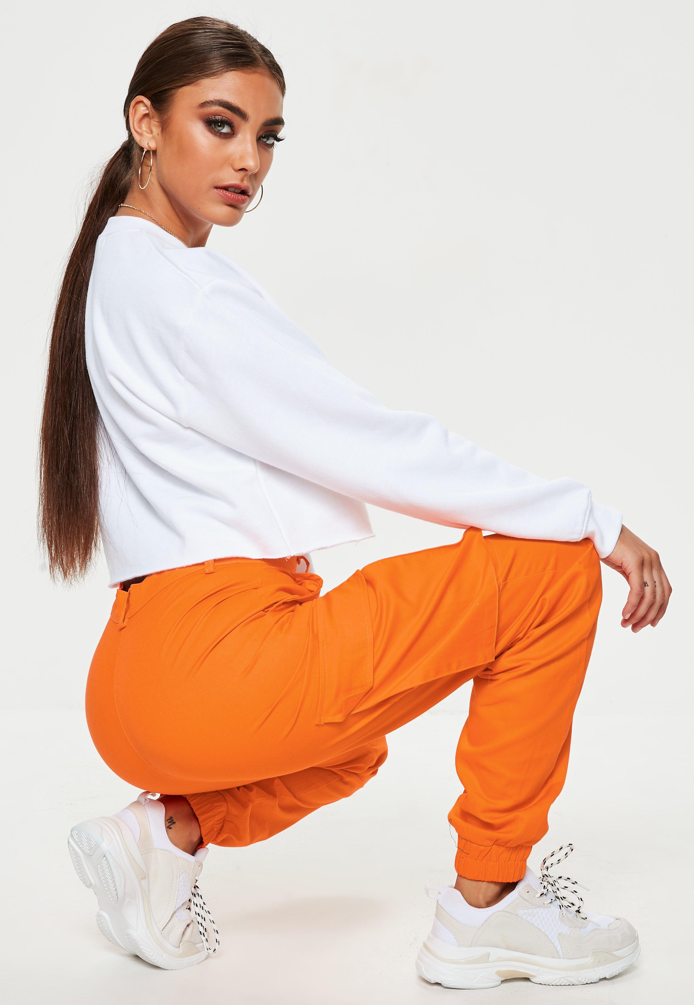 Pantalon femme   Pantalon été en ligne - Missguided e429be2b997e