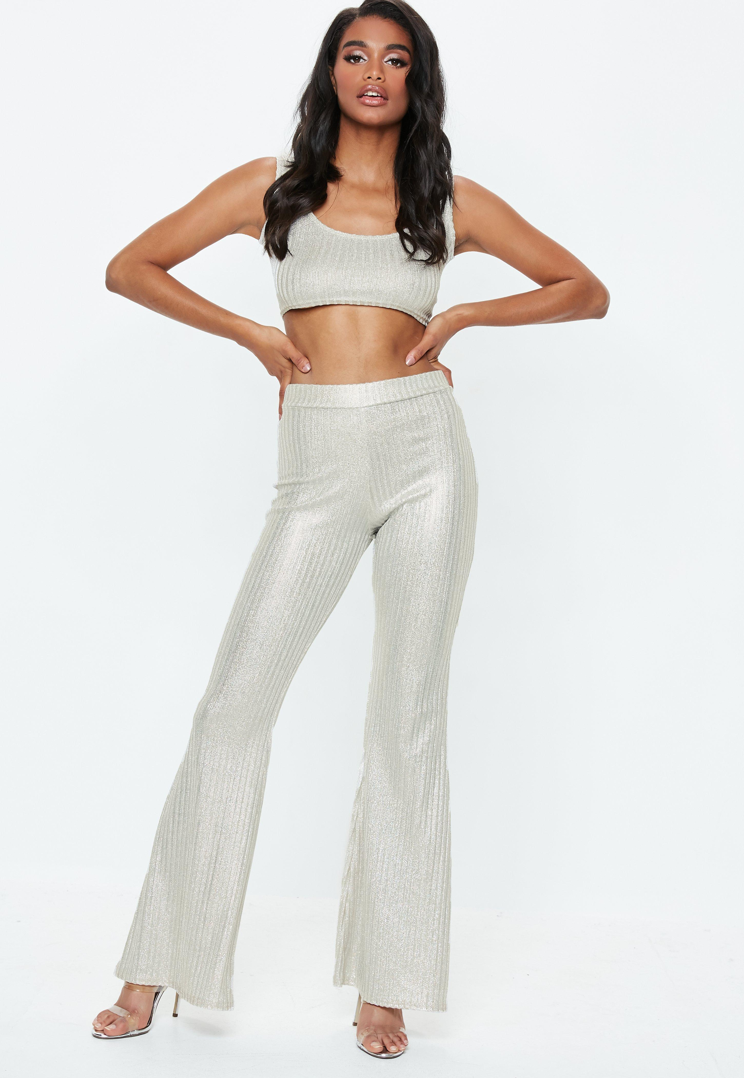 20ce8f759a8 Flared Trousers