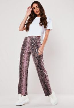 Pantalon large - Achat pantalon fluide pour femme - Missguided 536308171d0