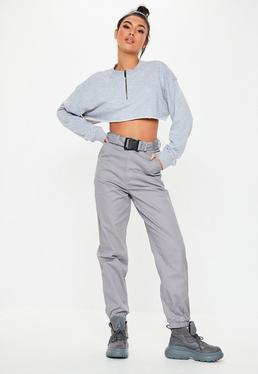 6b45730f Trousers for Women | Winter Trousers & Pants - Missguided
