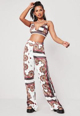 084aa26c3549 Women's Cheap Trousers   Sale & Discount Pants - Missguided