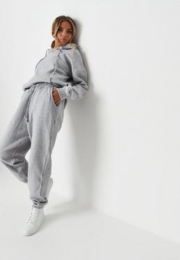 jogger jogginghosen f r damen missguided de. Black Bedroom Furniture Sets. Home Design Ideas