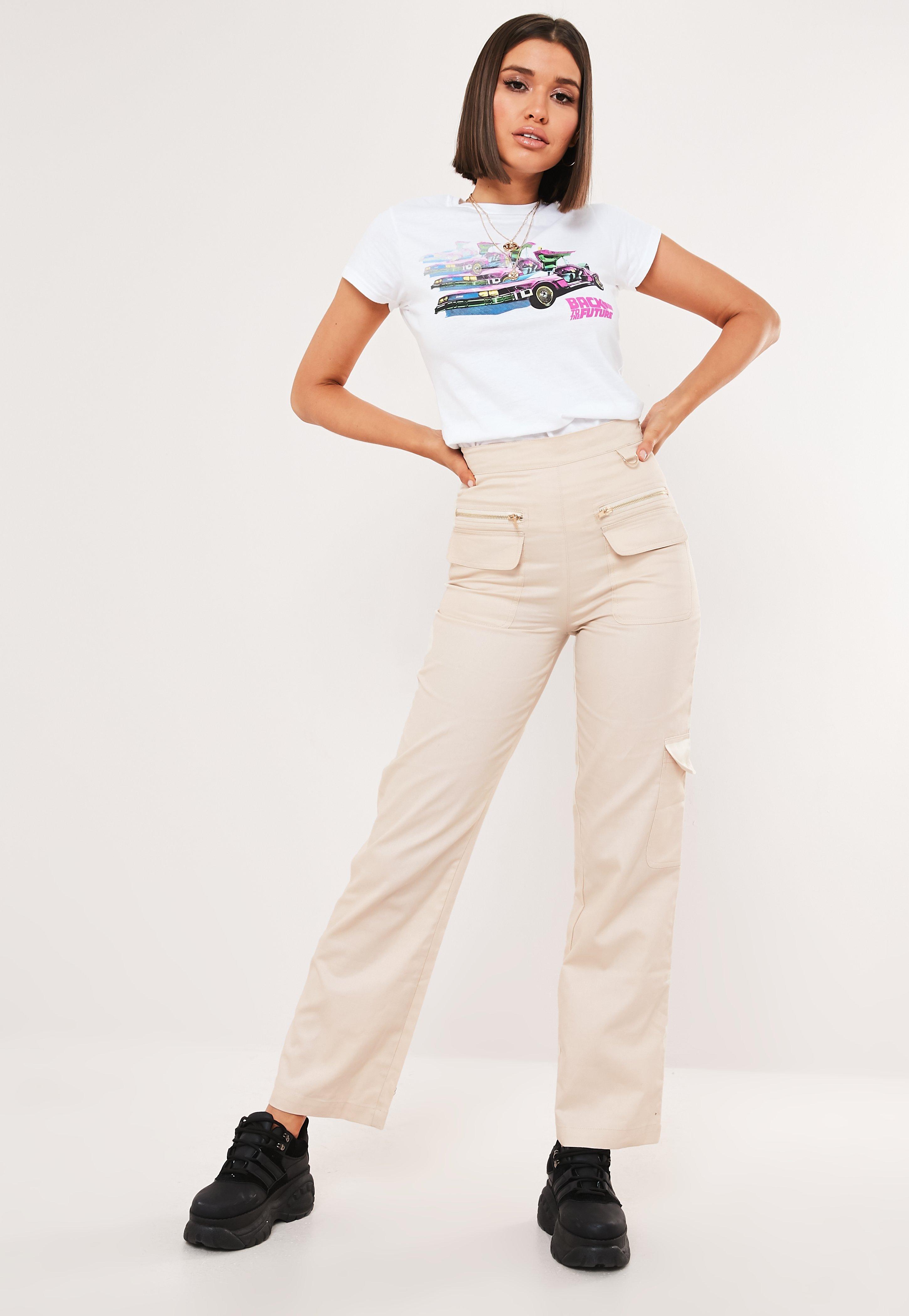 7c66baa54698 Camo Trousers   Cargo Trousers & Camo Pants – Missguided