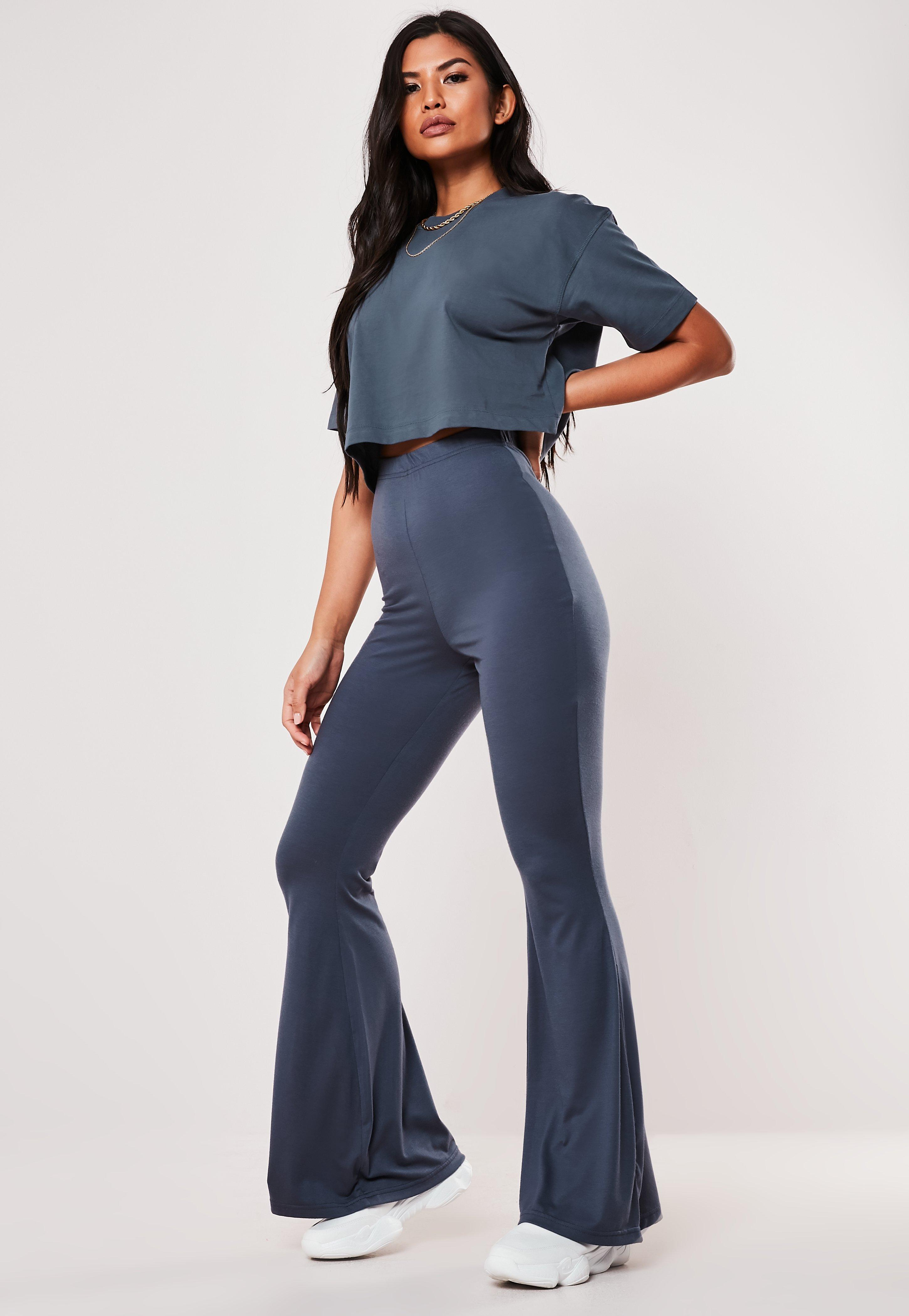 887088a129 Flared Pants - Womens High Waisted Flares - Missguided
