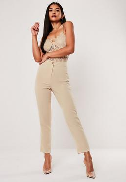 04191da619986 Trousers for Women | Work Trousers & Pants | Missguided