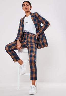 Pink Co Ord Skinny Classic Blazer