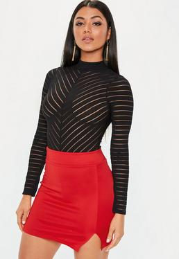 df37799dfa353 Split Skirts
