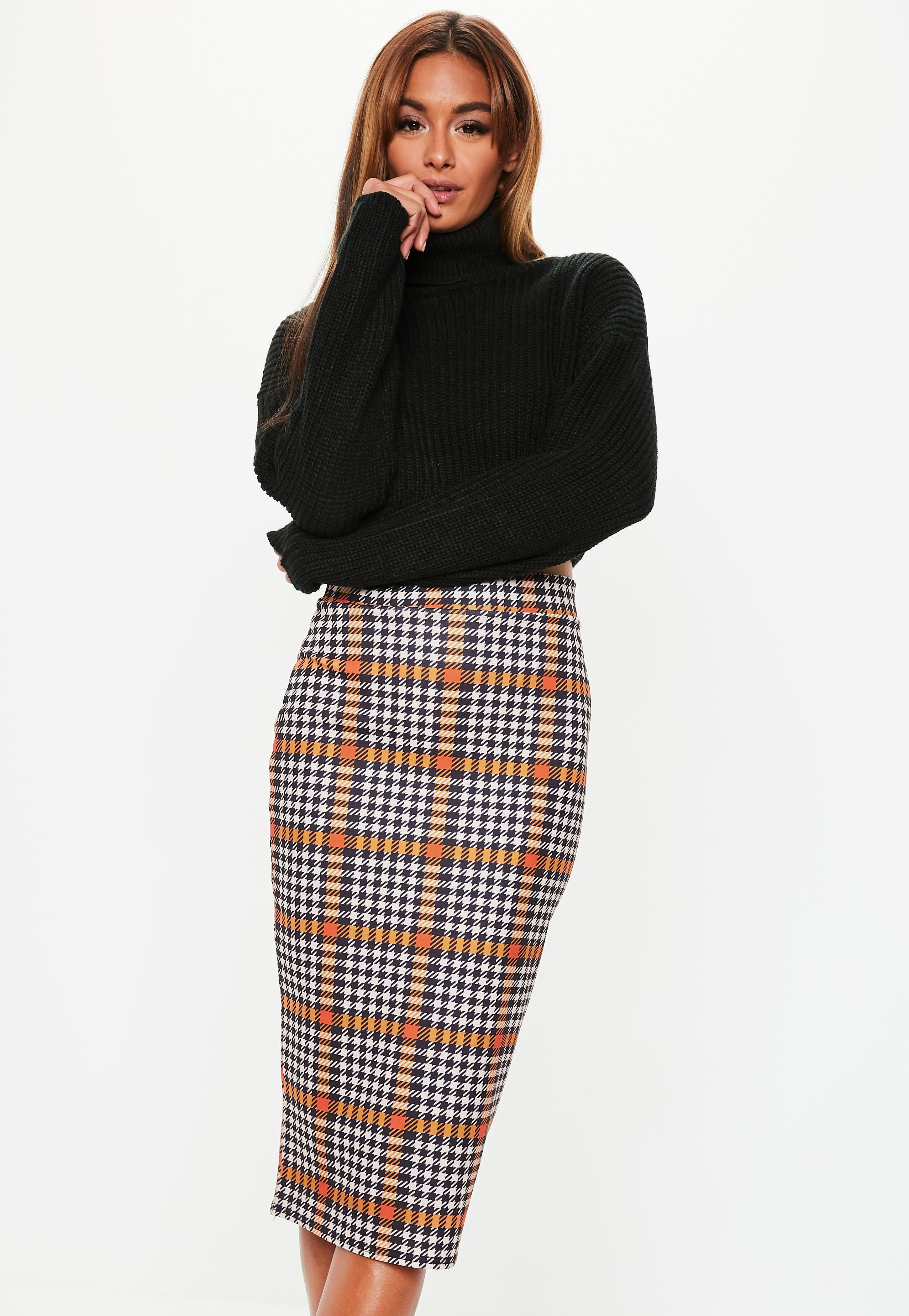 Trend the shop the v front skirt photo