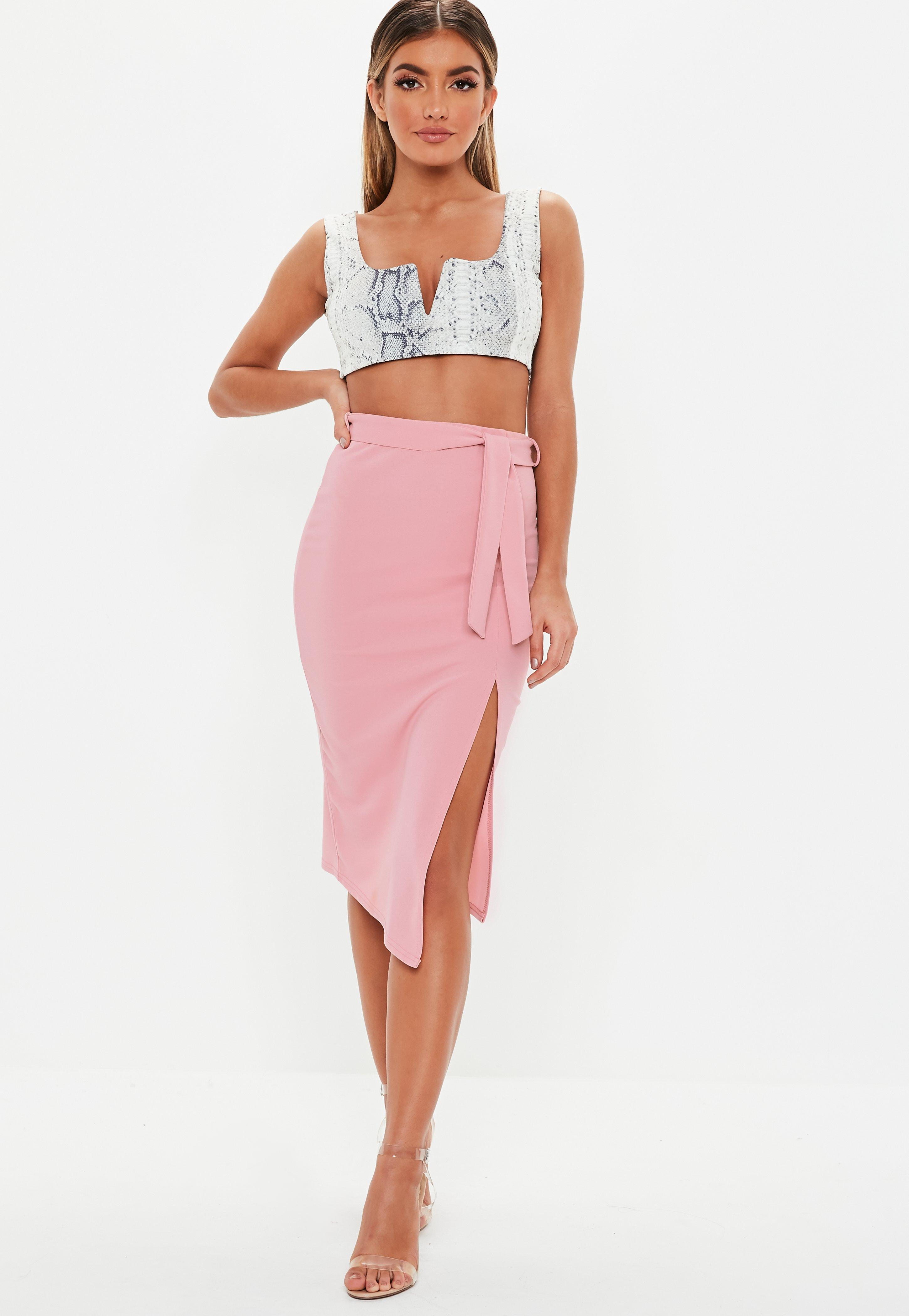 718c39b7429 Pink Skirts