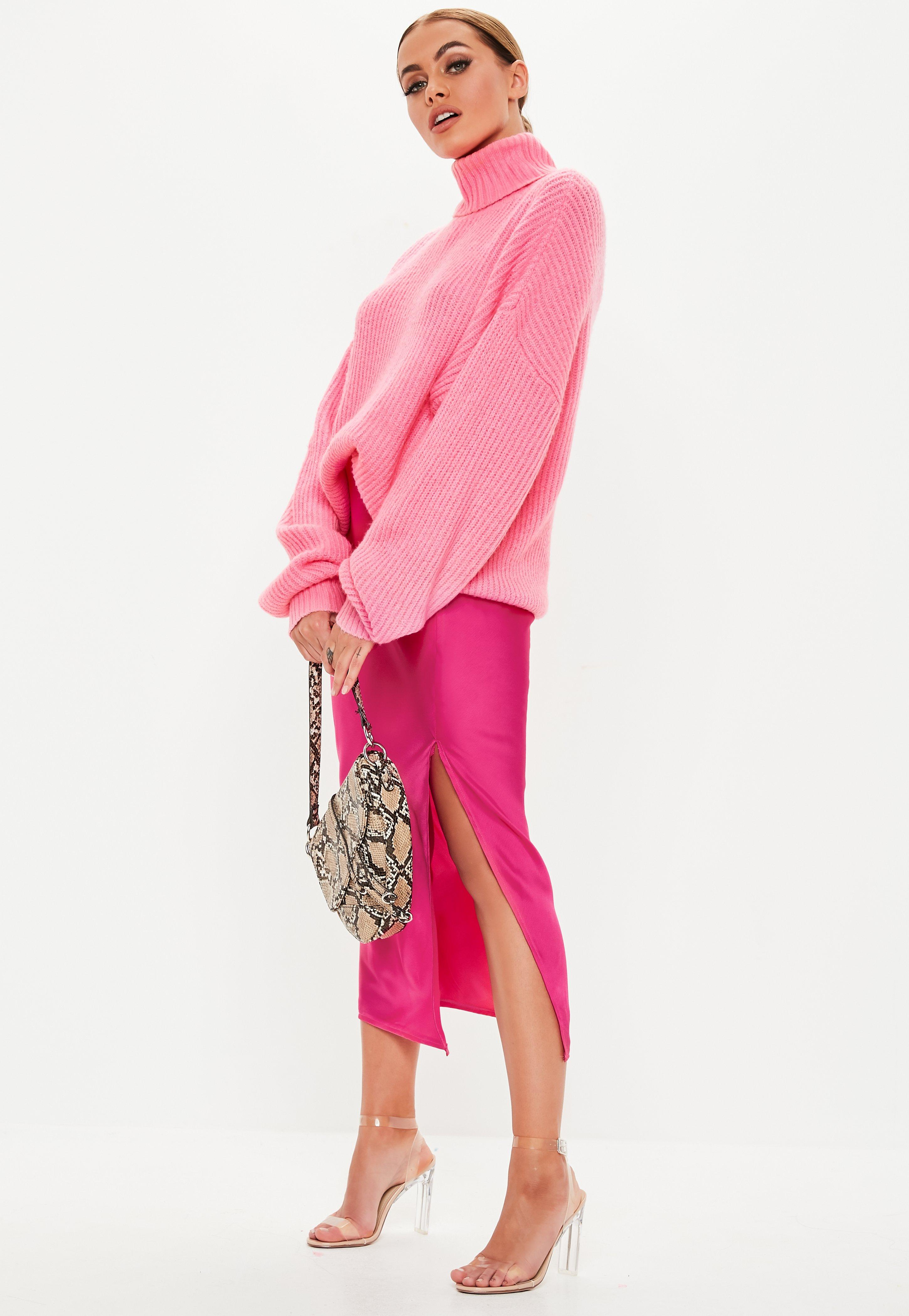 1f339f73e17981 Pink Skirts | Hot Pink & Light Pink Skirts - Missguided