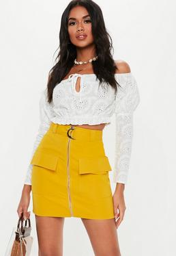 a9196083905 Yellow Skirts