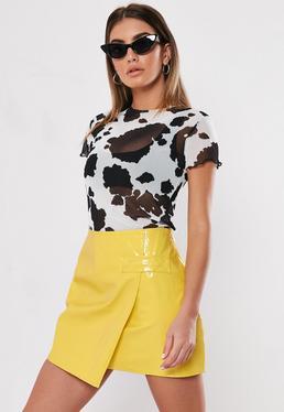 fb167ab24d9 Mini Skirts - Short Skirts - Missguided