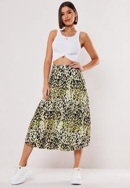 99f3c55703d9c2 Midi Skirts   Full & Fitted Midi Skirts - Missguided Ireland