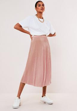 Jupe Trapeze Jupe Evasee Femme Missguided