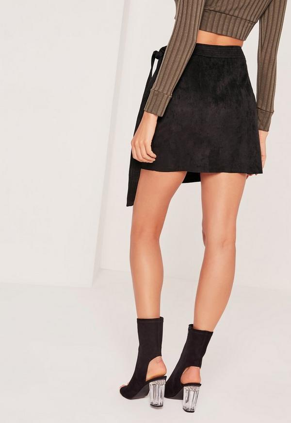 Side Tie Skirt 89