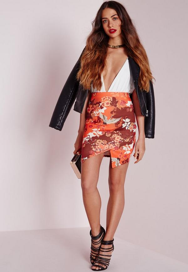 Oriental Skirt 71