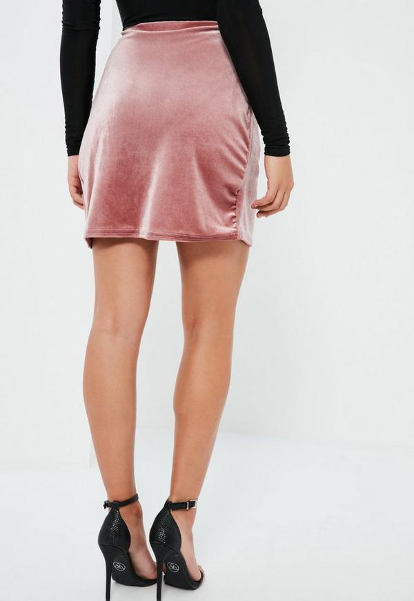 Gathered Waist Skirt 104