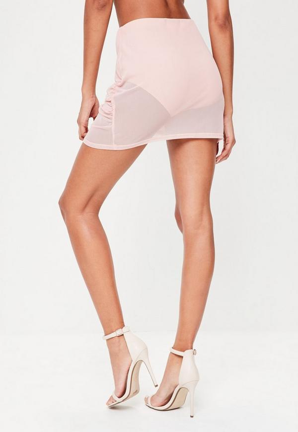 Can Micro skirt nudes