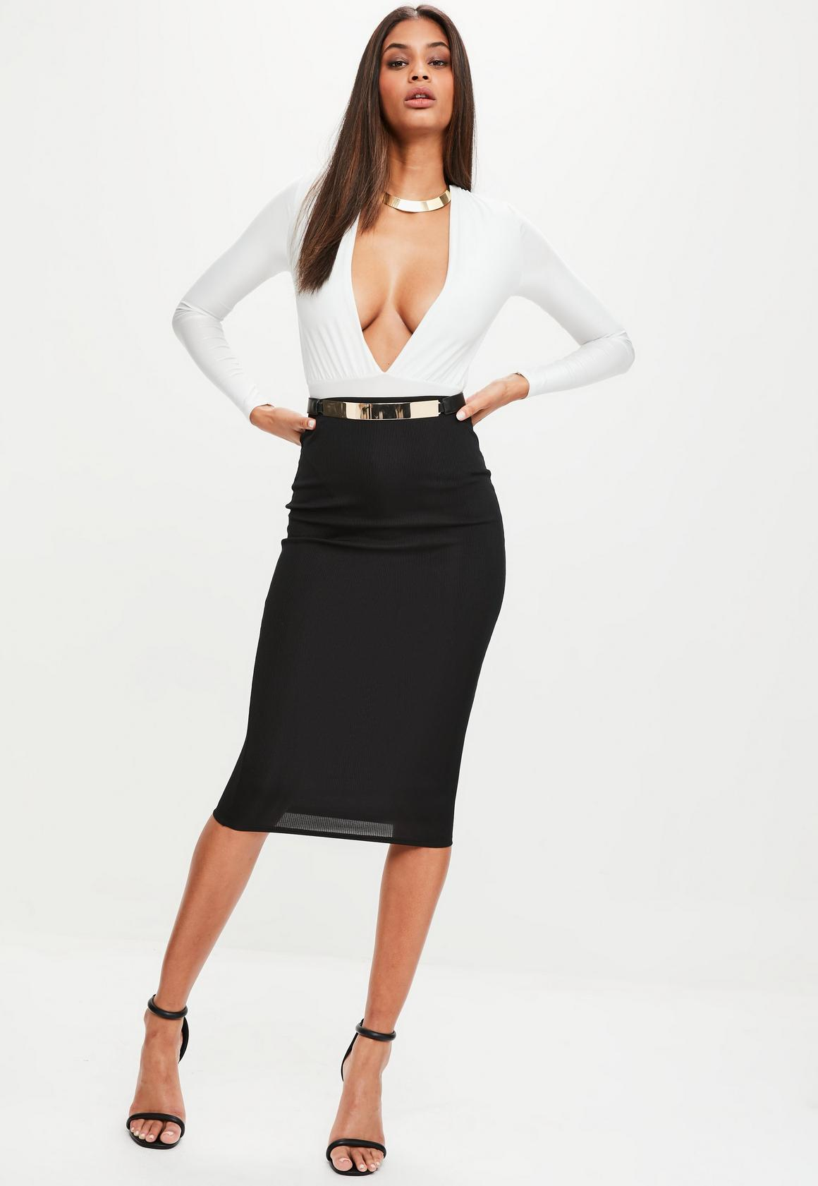 Collection Long Tight Skirts Pictures - Biotechfashion