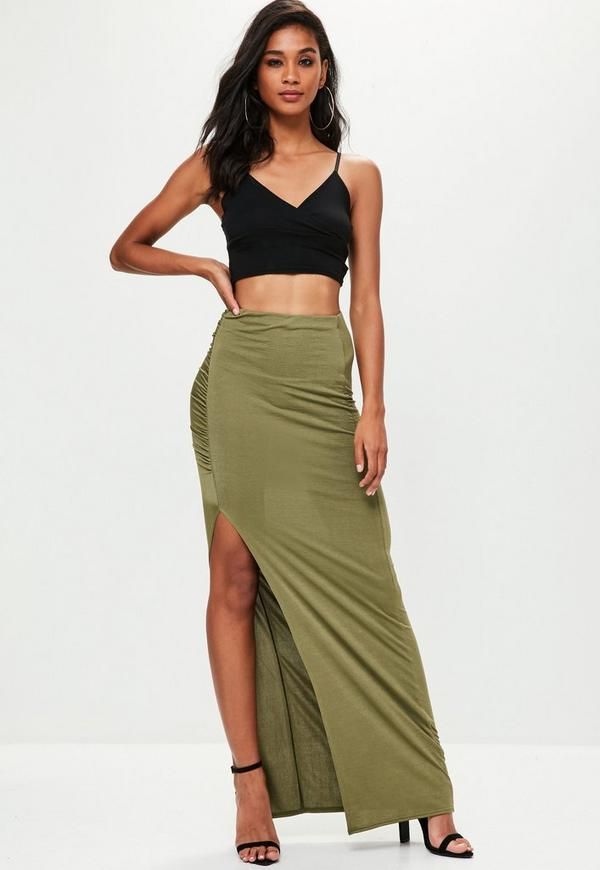 You searched for: khaki maxi skirt! Etsy is the home to thousands of handmade, vintage, and one-of-a-kind products and gifts related to your search. No matter what you're looking for or where you are in the world, our global marketplace of sellers can help you find unique and affordable options.