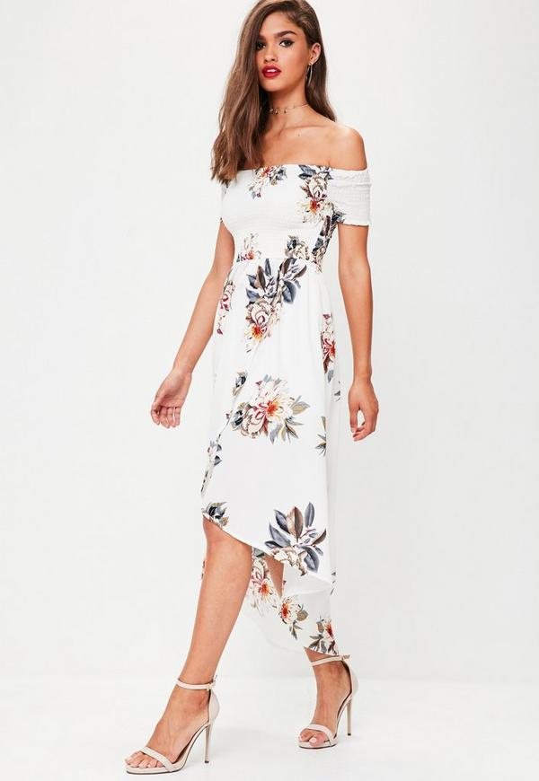White floral maxi dress missguided white floral maxi dress mightylinksfo