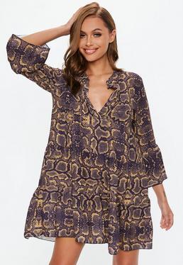 89e41d41c4 Violet Dresses - Missguided – Shop the look online