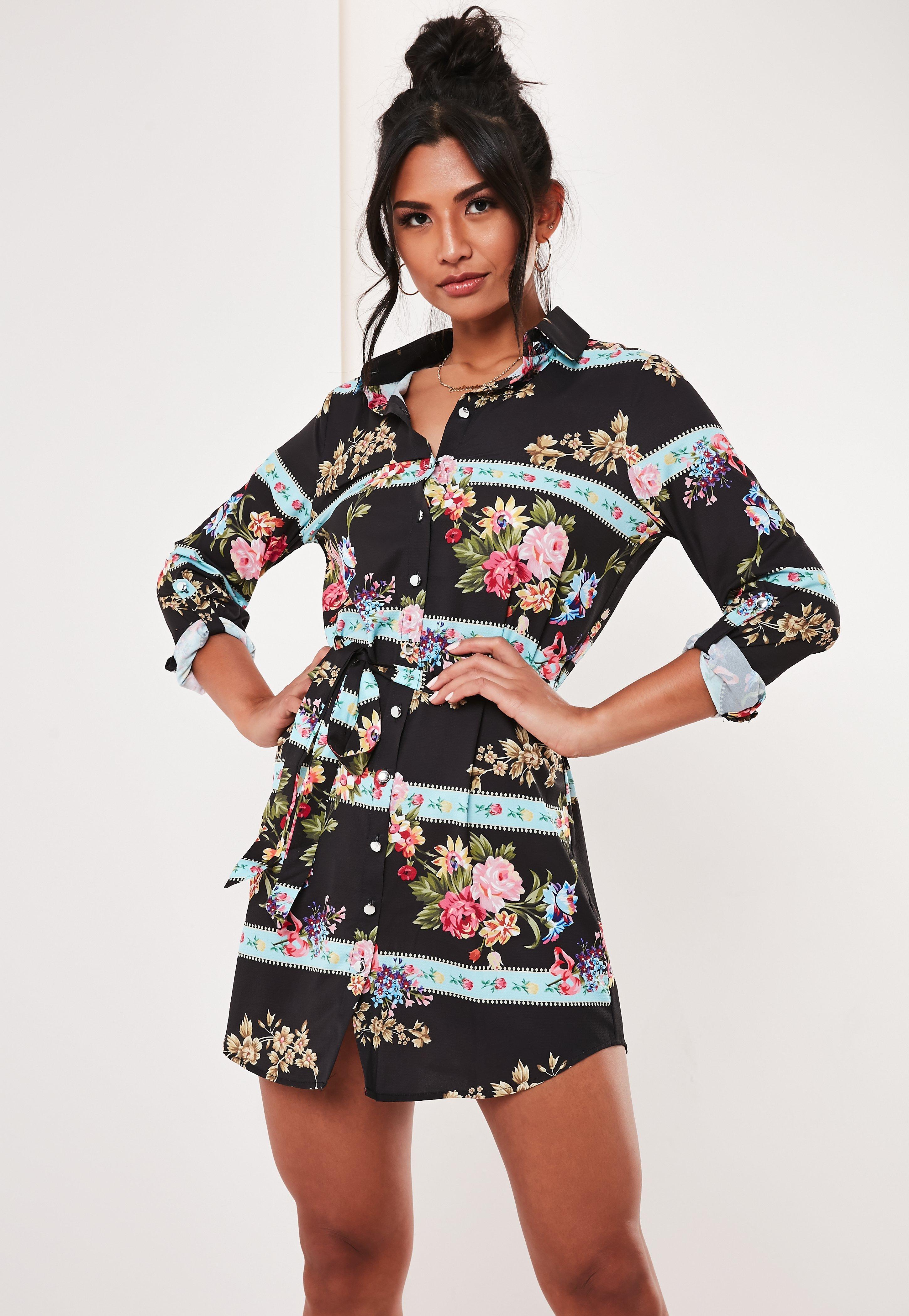 e2e8fa7511 Floral Dresses