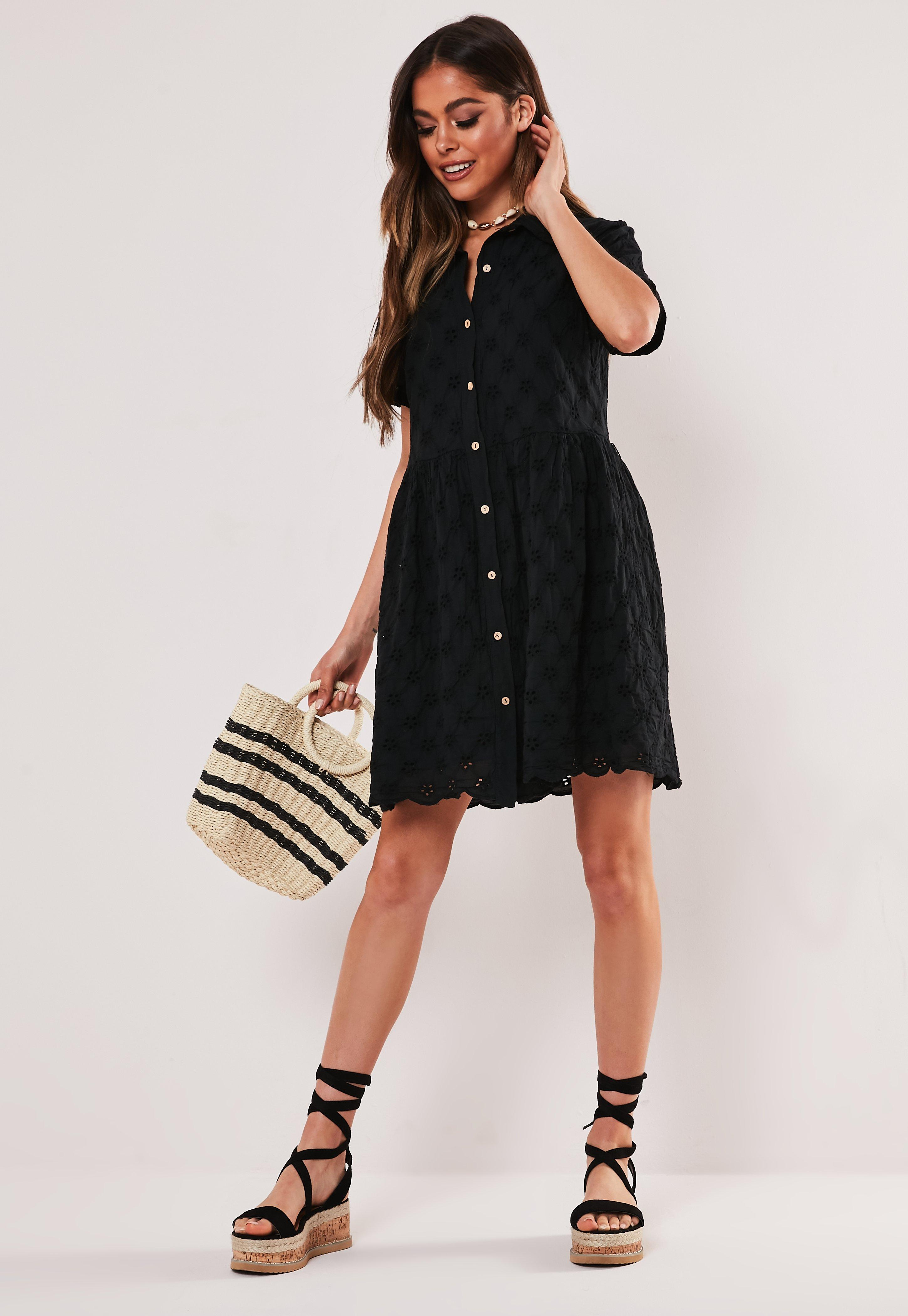 db8cea723e18 Little Black Dresses | Black Dress & LBD's - Missguided