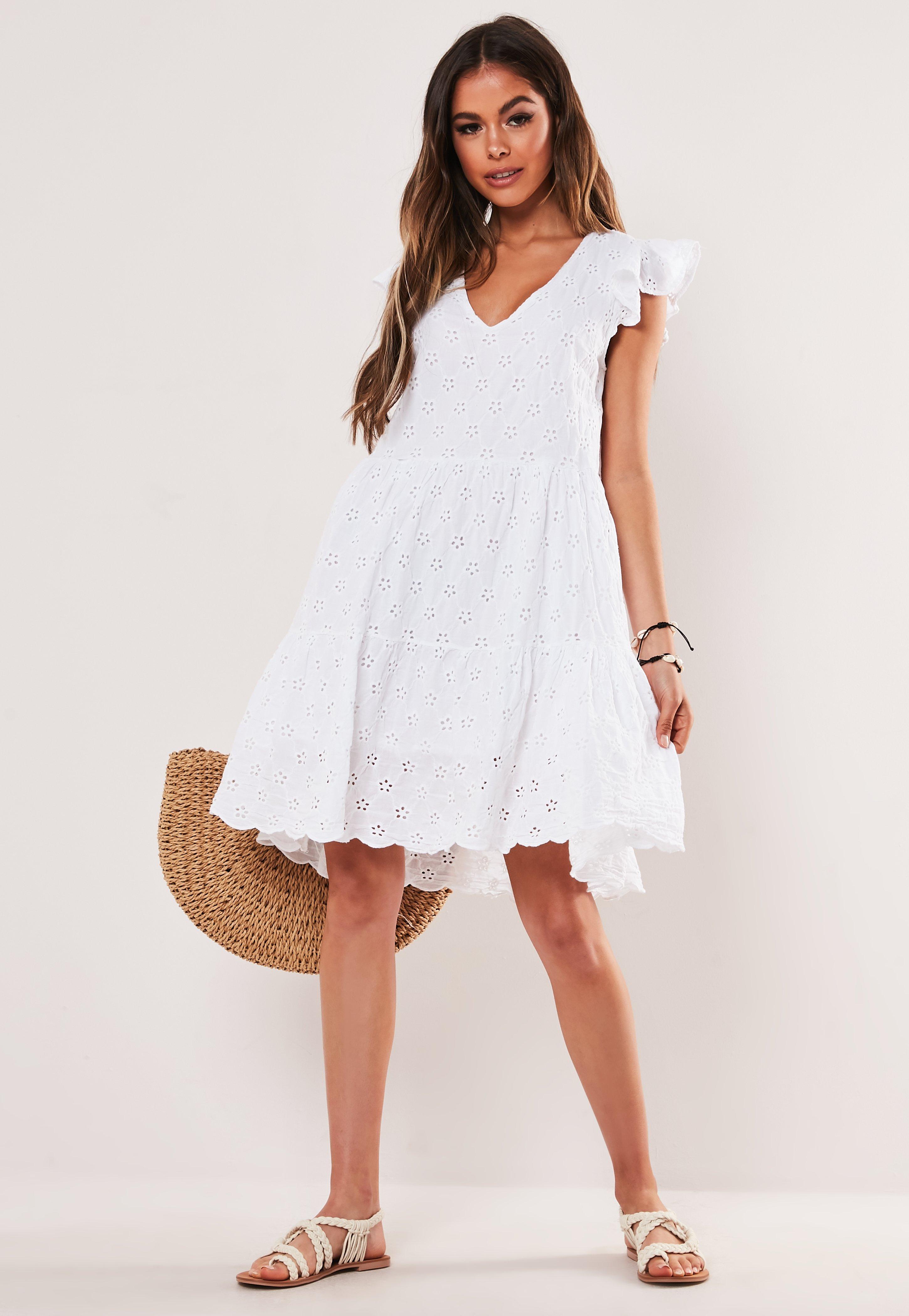ec7c41ac0104 Plunge Dresses | Low Cut & V -Neck Dresses | Missguided