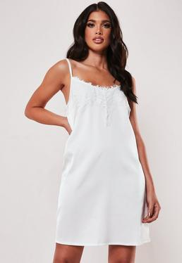 58f757d33452 Shift Dresses | Shop Pinafore Dresses - Missguided