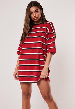 dedfbd543c43 T-Shirt Dresses | Printed & Slogan Dresses - Missguided