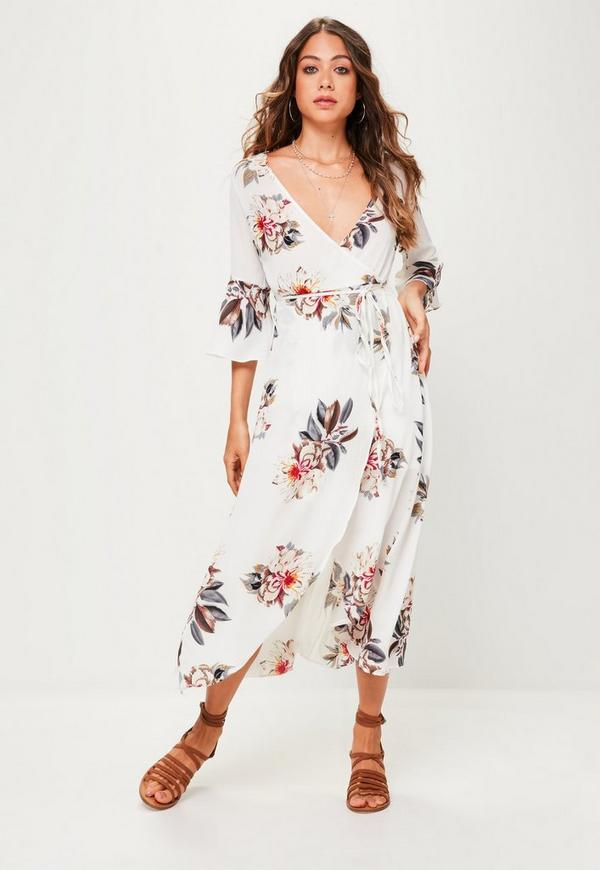 0b79c7a493bb White Floral Dresses – Fashion dresses