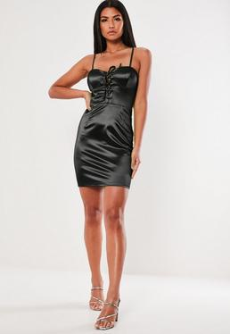 1e0c74ccd7ad Corset Dresses | Shop Slimming Dresses - Missguided
