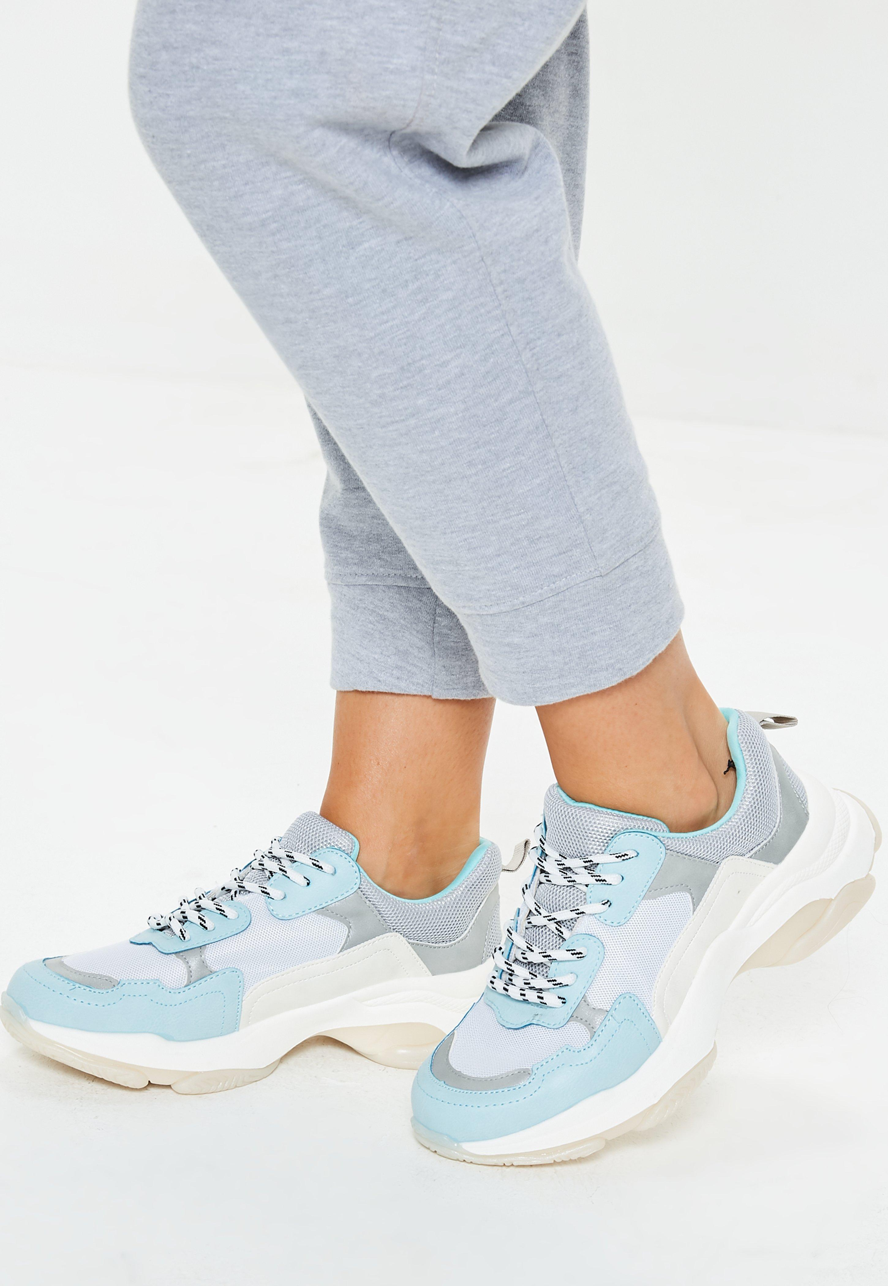 Sneakers Shop Womens Online Missguided Blue