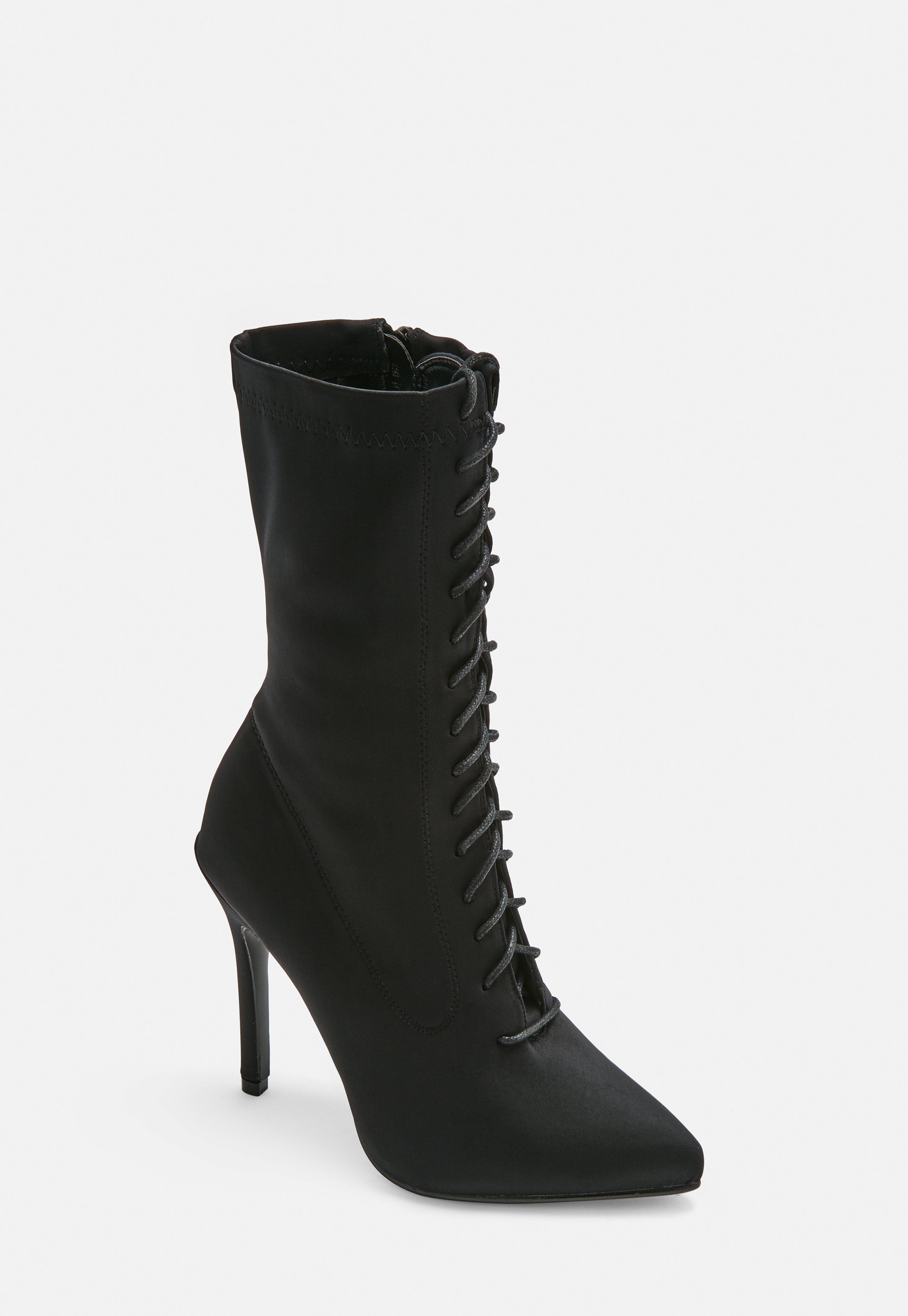 48c9e77f6052 Black Heels