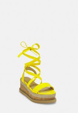 Sandals UK - Womens Sandals Online - Flip Flops- Missguided e270d4d20149