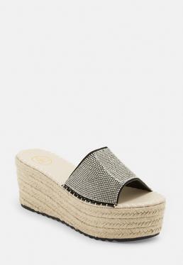a99d61995bc2 Slider Sandals   Women s Flip Flops - Missguided
