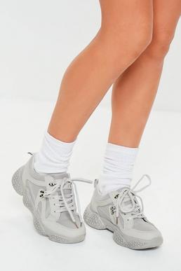 Спортивные кроссовки Grey Bubble Sole