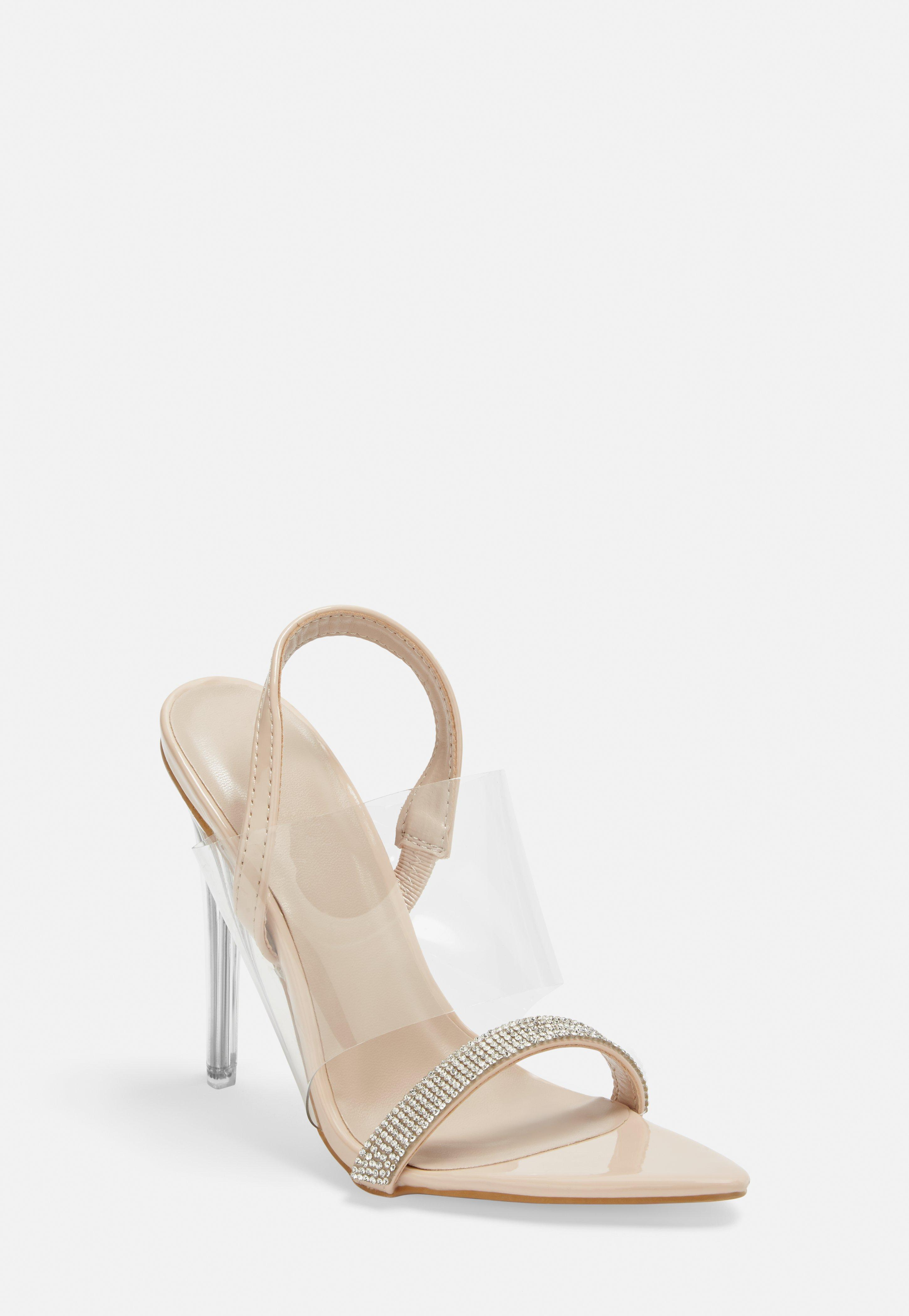 7ab956ff95 Heeled Sandals   Strappy & Barely There Heels - Missguided