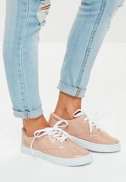 Nude Skater Trainers